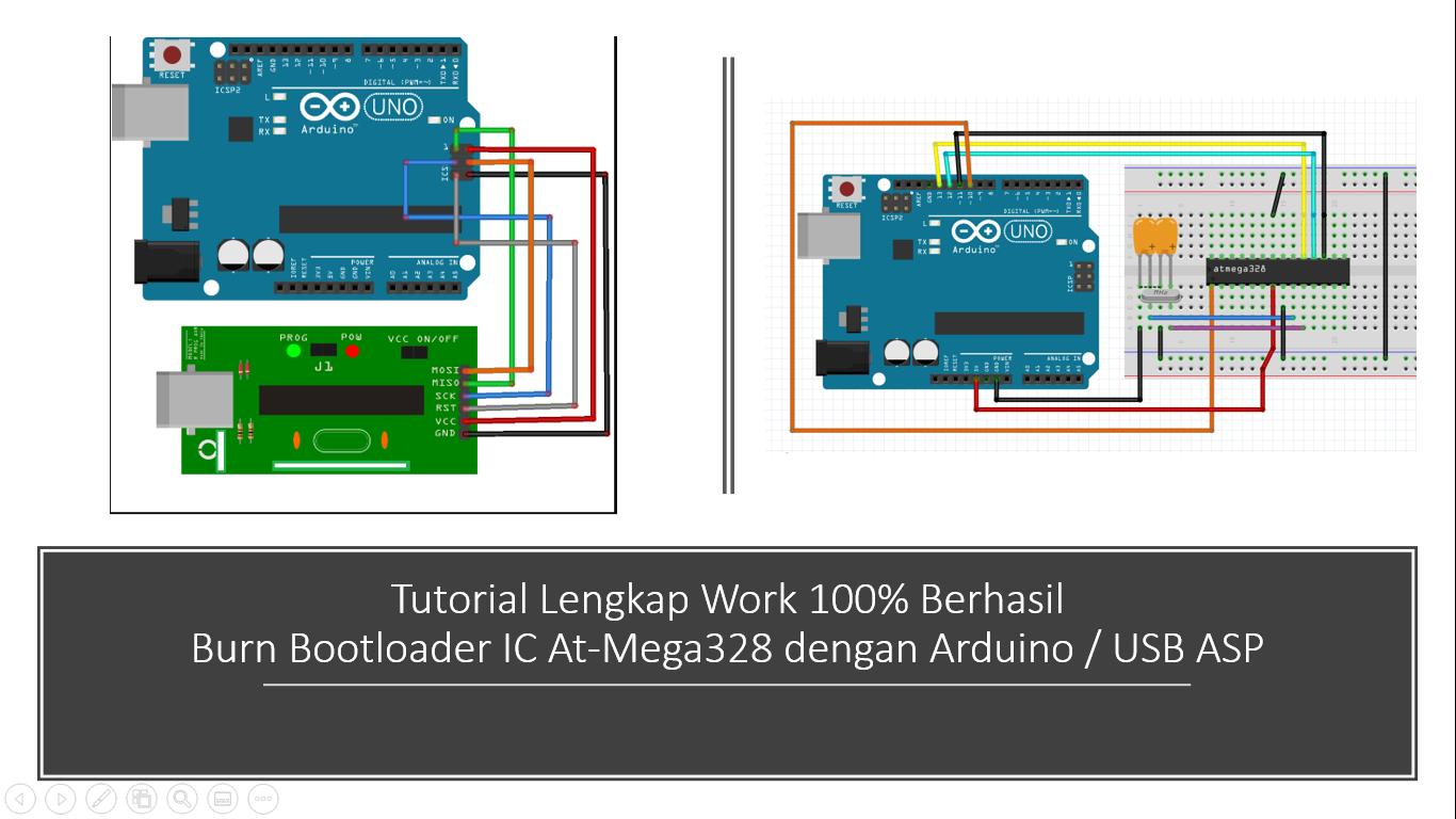 Tutorial Arduino, Burn Arduino Bootloader, Jasa Arduino, Pemograman Arduino, Kursus Arduino