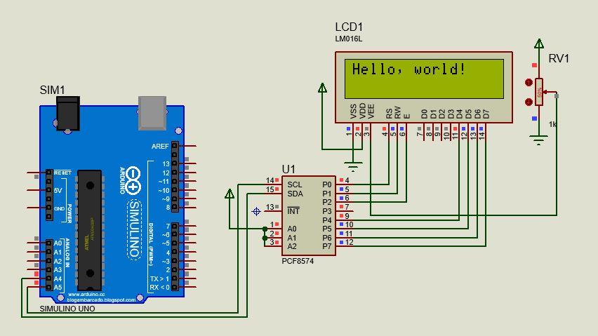Tutorial Arduino Antarmuka LCD 16x2 Dengan dan Tanpa Modul I2C