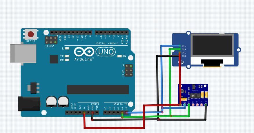 Tutorial Arduino Mengakses Sensor Max30100 SpO2